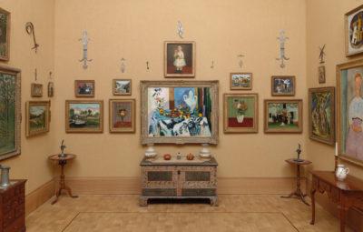 Ensemble view, Room 11, east wall, Philadelphia, 2012. Photo © 2019 The Barnes Foundation